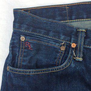 Polo Ralph Lauren Vintage 67 Denim Jeans 34 x 32